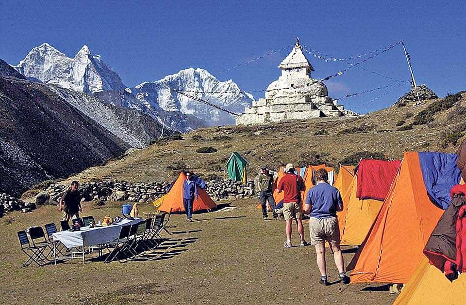 एक महिनामा १५ हजार पर्यटक नेपाल भित्रिए