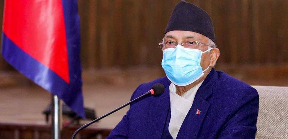 प्रधानमन्त्री ओलीलेगरे  कोभिड–१९ युनिफाइड केन्द्रिय अस्पताल भवनको उद्घाटन ,सन् २०२१ को अन्त्यसम्ममा सबैलाई कोभिड विरुद्धको भ्याक्सिन लगाइसक्ने दाबी