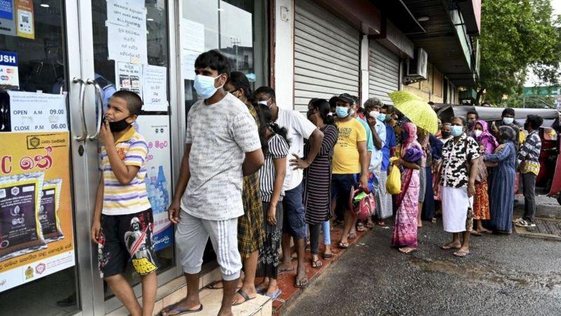 किन हुदैछ श्रीलङ्कामा खाद्धवस्तुको अभाव ?