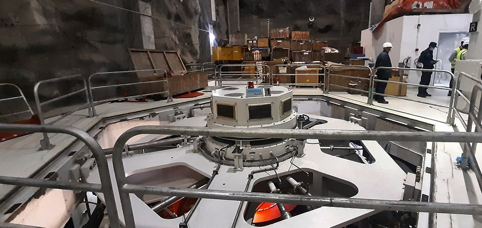 माथिल्लो तामाकोशी जलविद्युत् आयोजनाबाट पूर्ण रूपमा व्यावसायिक विद्युत् उत्पादन शुरु